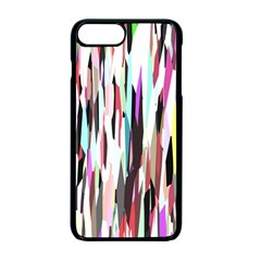 Randomized Colors Background Wallpaper Apple Iphone 7 Plus Seamless Case (black)