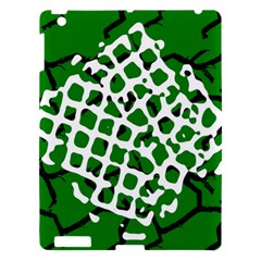 Abstract Clutter Apple Ipad 3/4 Hardshell Case by Nexatart