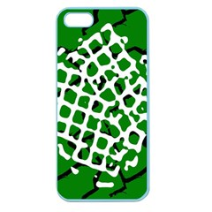 Abstract Clutter Apple Seamless Iphone 5 Case (color)