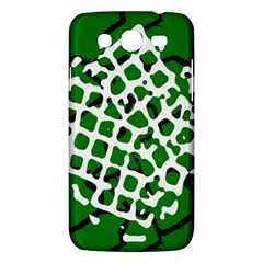 Abstract Clutter Samsung Galaxy Mega 5 8 I9152 Hardshell Case  by Nexatart