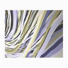 Wavy Ribbons Background Wallpaper Small Glasses Cloth by Nexatart