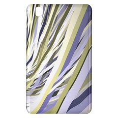 Wavy Ribbons Background Wallpaper Samsung Galaxy Tab Pro 8 4 Hardshell Case