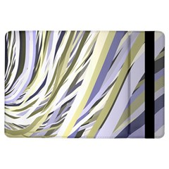 Wavy Ribbons Background Wallpaper Ipad Air Flip by Nexatart