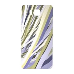 Wavy Ribbons Background Wallpaper Samsung Galaxy Alpha Hardshell Back Case