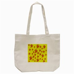 Autumn Background Tote Bag (cream) by Nexatart