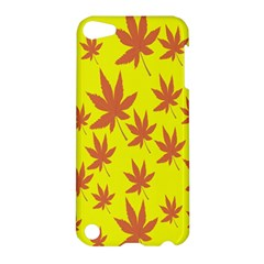 Autumn Background Apple Ipod Touch 5 Hardshell Case by Nexatart