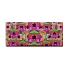 It Is Lotus In The Air Cosmetic Storage Cases by pepitasart