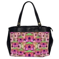 It Is Lotus In The Air Office Handbags (2 Sides)  by pepitasart