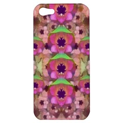 It Is Lotus In The Air Apple iPhone 5 Hardshell Case