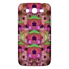 It Is Lotus In The Air Samsung Galaxy Mega 5 8 I9152 Hardshell Case  by pepitasart