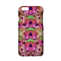 It Is Lotus In The Air Apple Iphone 6/6s Hardshell Case by pepitasart