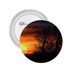 Sunset At Nature Landscape 2 25  Buttons by dflcprints