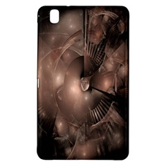 A Fractal Image In Shades Of Brown Samsung Galaxy Tab Pro 8 4 Hardshell Case
