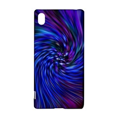 Stylish Twirl Sony Xperia Z3+ by Nexatart