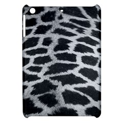 Black And White Giraffe Skin Pattern Apple Ipad Mini Hardshell Case