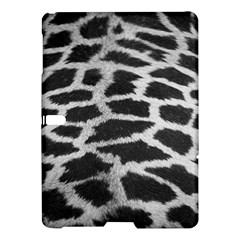 Black And White Giraffe Skin Pattern Samsung Galaxy Tab S (10 5 ) Hardshell Case