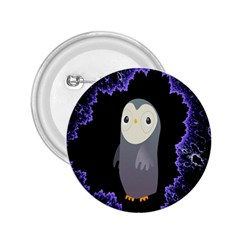 Fractal Image With Penguin Drawing 2 25  Buttons