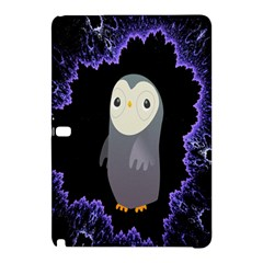 Fractal Image With Penguin Drawing Samsung Galaxy Tab Pro 12 2 Hardshell Case
