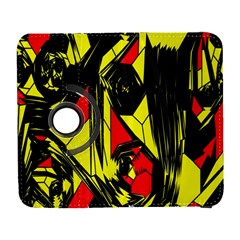 Easy Colors Abstract Pattern Galaxy S3 (flip/folio)
