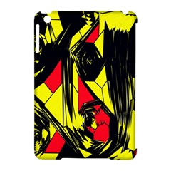 Easy Colors Abstract Pattern Apple Ipad Mini Hardshell Case (compatible With Smart Cover) by Nexatart