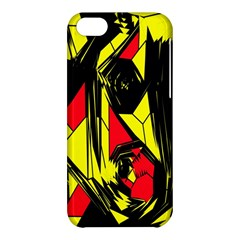 Easy Colors Abstract Pattern Apple Iphone 5c Hardshell Case