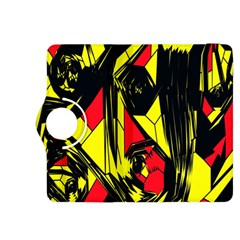 Easy Colors Abstract Pattern Kindle Fire Hdx 8 9  Flip 360 Case