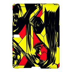 Easy Colors Abstract Pattern Samsung Galaxy Tab S (10 5 ) Hardshell Case  by Nexatart