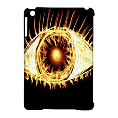 Flame Eye Burning Hot Eye Illustration Apple Ipad Mini Hardshell Case (compatible With Smart Cover) by Nexatart