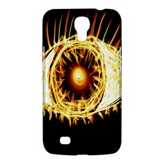 Flame Eye Burning Hot Eye Illustration Samsung Galaxy Mega 6 3  I9200 Hardshell Case by Nexatart