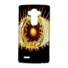 Flame Eye Burning Hot Eye Illustration Lg G4 Hardshell Case by Nexatart