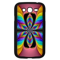 Fractal Butterfly Samsung Galaxy Grand Duos I9082 Case (black)