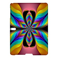 Fractal Butterfly Samsung Galaxy Tab S (10 5 ) Hardshell Case  by Nexatart