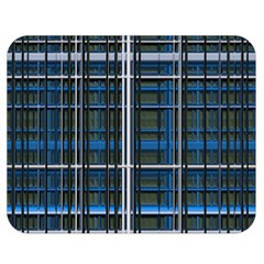 3d Effect Apartments Windows Background Double Sided Flano Blanket (medium)