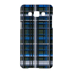 3d Effect Apartments Windows Background Samsung Galaxy A5 Hardshell Case