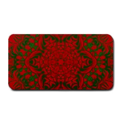 Christmas Kaleidoscope Medium Bar Mats by Nexatart