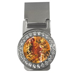 Abstraction Abstract Pattern Money Clips (cz)