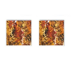 Abstraction Abstract Pattern Cufflinks (square) by Nexatart