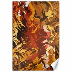 Abstraction Abstract Pattern Canvas 20  X 30   by Nexatart