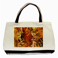 Abstraction Abstract Pattern Basic Tote Bag (two Sides) by Nexatart