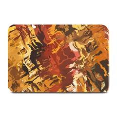 Abstraction Abstract Pattern Plate Mats by Nexatart