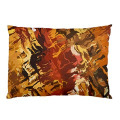 Abstraction Abstract Pattern Pillow Case by Nexatart
