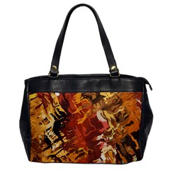 Abstraction Abstract Pattern Office Handbags
