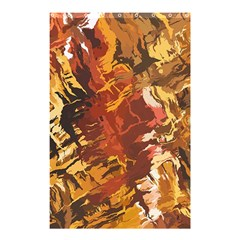 Abstraction Abstract Pattern Shower Curtain 48  X 72  (small)