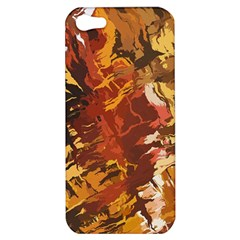 Abstraction Abstract Pattern Apple Iphone 5 Hardshell Case by Nexatart