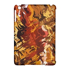 Abstraction Abstract Pattern Apple Ipad Mini Hardshell Case (compatible With Smart Cover) by Nexatart