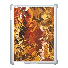 Abstraction Abstract Pattern Apple Ipad 3/4 Case (white)