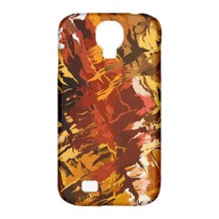 Abstraction Abstract Pattern Samsung Galaxy S4 Classic Hardshell Case (pc+silicone) by Nexatart