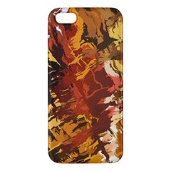 Abstraction Abstract Pattern Iphone 5s/ Se Premium Hardshell Case by Nexatart