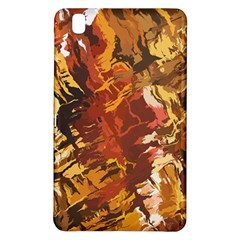 Abstraction Abstract Pattern Samsung Galaxy Tab Pro 8 4 Hardshell Case by Nexatart