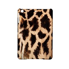 Giraffe Texture Yellow And Brown Spots On Giraffe Skin Ipad Mini 2 Hardshell Cases